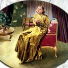 1990-GRETA GARBO-GRAND HOTEL-BRADFORD COLLECTOR PLATE