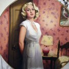 1989-LANA TURNER-POSTMAN ALWAYS RINGS TWICE-#2 BRADFORD COLLECTOR PLATE