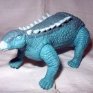 Vintage Plastic Molded Dinosaur Moveable Toy