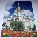 Cinderella's Castle-Walt Disney World-Used 1987 Postcard