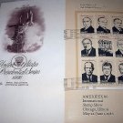FDC US PRESIDENTIAL SERIES-IV,THE SPACE AGE