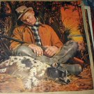 Kernan Magazine Artwork-Young Man Sleeping,His Hunting Dog Too!