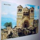 Mount Tabor-Basilica of Transfiguration Unused Postcard-Printed in Israel