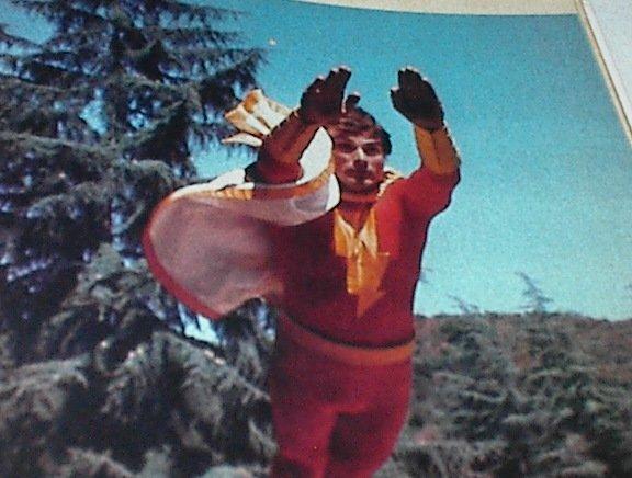 Shazam #35 (Don Newton Art) Jack Davis Ad