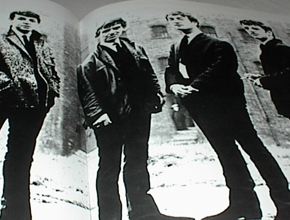 Love You Make (Beatles) Paperback (Black & White Photos)