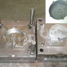 Mobile cover injection mold and molding