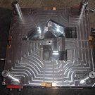 iron casting ingot mould, led die casting, cast iron mould