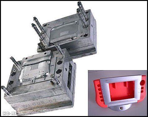 China abs pp pe pa66 pc pmma pom nylon glassfire mould maker