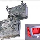 China abs pp pe pa66 pc pmma pom nylon glassfire mould maker