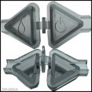 China abs pc pmma pom aluminum zinc brass steel rapid prototyping