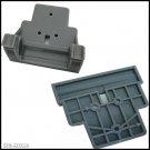 China abs pc pmma pom aluminum zinc brass steel 3d printing prototype