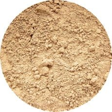 Natural Cosmetics - Mineral Makeup - Foundation - MEDIUM Beige NEUTRAL Foundation - 5g Sample Jar