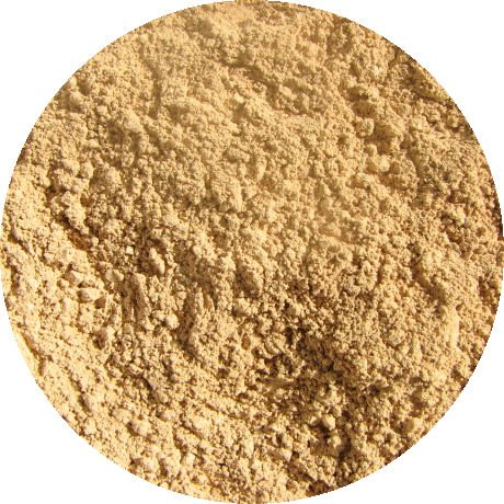 Mineral Foundation Powder - MEDIUM WARM - 5g Sample Jar - Pure Natural Minerals