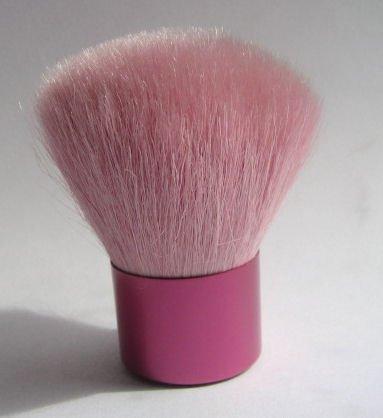 Mineral Makeup Soft Pink Fluffy Kabuki / Foundation Powder Brush - Free Worldwide Shipping
