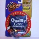 2000 DALE JARRETT 88 Quality Care Winner's Circle Deluxe Race Hood Series