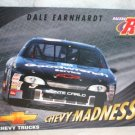Racers Choice Chevy Madness Pinnacle Earnhardt Jeff Robby Gordon Labonte Craven
