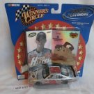 2001 Kevin Harvick #29 GM Goodwrench Service Taz Monte Carlo 400 Double Platinum