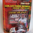 2000 Jeremy Mayfield #12 Mobil 1 Speedpass Ford Taurus Chase the Race Preview