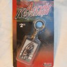 NASCAR Dale Earnhardt #3 GM Goodwrench Service Plus Acrylic Keychain