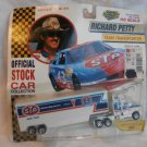 1992 Richard Petty #43 Road Champs Team Transporter Semi Truck Hauler