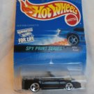 1997 Hot Wheels Mattel Custom Corvette Spy Print Series 4 of 4 Cars #556