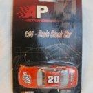 2001 Tony Stewart #20 The Home Depot Rigid Husky Pontiac Grand Prix Action AP