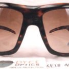 DYCE OPTICS Designer Women's Fashion Sunglasses Tortoise Shell Brown NWT