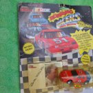 1991 #9 Bill Elliott Melling Ford Unopened Roaring Racers Collector Card