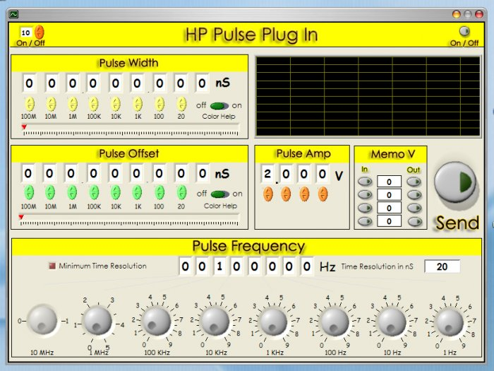 HP Pulse Plug In
