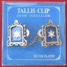 TALIT clips Star of Magen David Tallis talis tallit