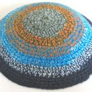 Colors Knitted Kippa Jewish Israel Yarmulke Kipa Kippah