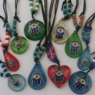 Lot 10 children charm hamsa necklace pendant kabbalah