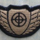 Israel Israeli army IDF Airforce gunner cloth wings