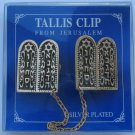 Gold tallis talis tallit TALIT clips tablets covenant