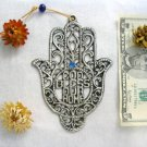 GOD BLESS OUR HOME hamsa judaica kabbalah jewish Israel