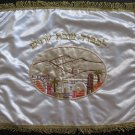 Majestic Satin Shabbat Challah cover Jerusalem Israel