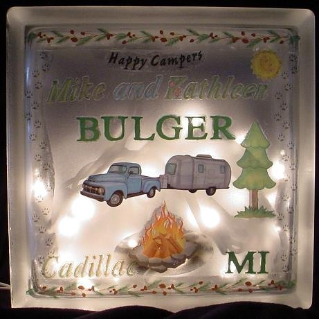 Camper's Nightlight