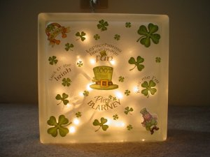 Nightlight for the Irishman or woman in your life