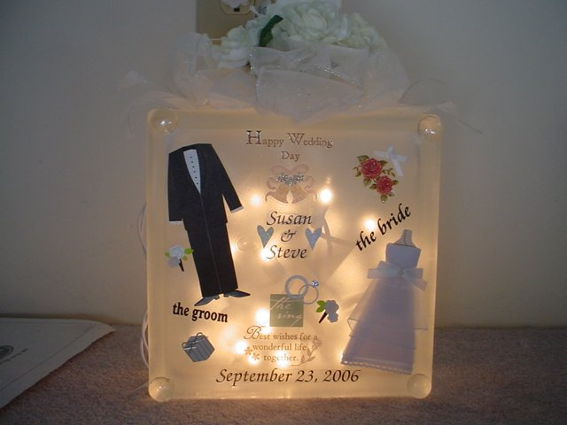 Wedding NightLight