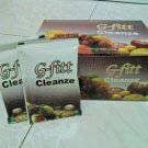 G-fitt Fibre Cleanze 10% vegetable beverage without any side effects