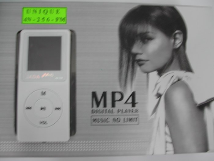 Nano MP4 Player 256MB