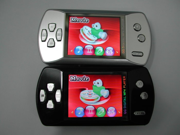 MP4 or MP3 PLayer 1G with color monitor