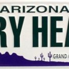 LP-1083 AZ Arizona Dry Heat License Plate