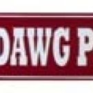 A-029 Mississippi State Dawg Pound Arrow Sign