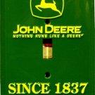 John Deere Since 1837 Light Switch Covers (single) Plates LS10146
