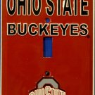 Ohio State Buckeyes Light Switch Covers (single) Plates LS10128