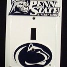 Penn State Light Switch Covers (single) Plates LS10087