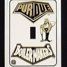 Purdue Boilermakers Light Switch Covers (single) Plates LS10147