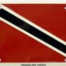 LP-497 Trinidad and Tobago Flag License Plate
