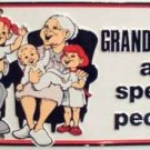 LP-275 Grandparents are Special People License Plate